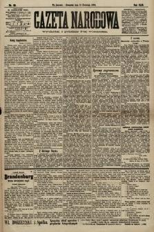 Gazeta Narodowa. 1903, nr86