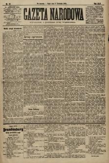 Gazeta Narodowa. 1903, nr87