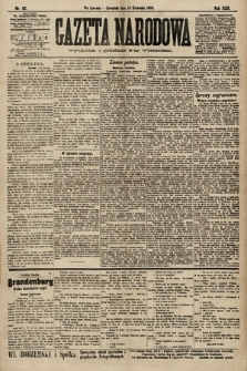 Gazeta Narodowa. 1903, nr92