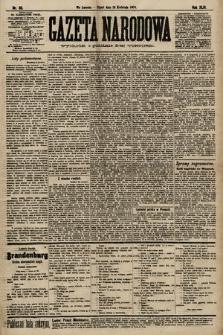 Gazeta Narodowa. 1903, nr93