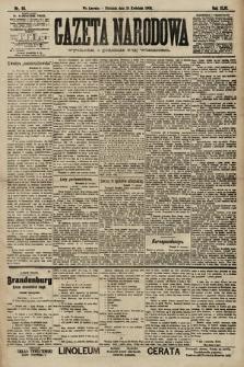 Gazeta Narodowa. 1903, nr95