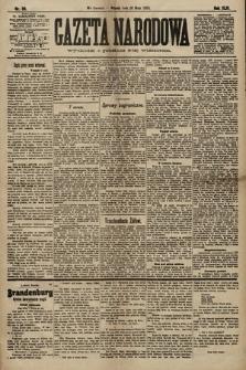 Gazeta Narodowa. 1903, nr119