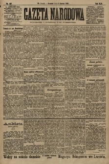 Gazeta Narodowa. 1903, nr137