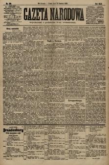 Gazeta Narodowa. 1903, nr138