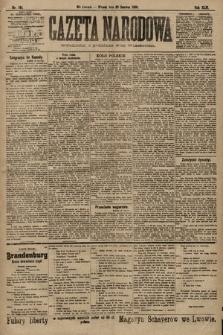 Gazeta Narodowa. 1903, nr141