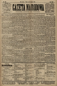 Gazeta Narodowa. 1903, nr142