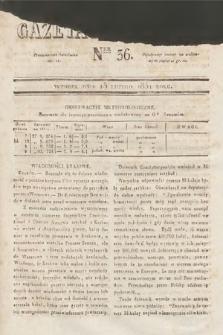 Gazeta Krakowska. 1831, nr36