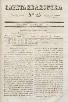 Gazeta Krakowska. 1831, nr128