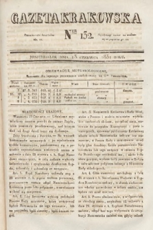 Gazeta Krakowska. 1831, nr132