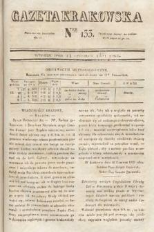 Gazeta Krakowska. 1831, nr133
