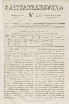 Gazeta Krakowska. 1831, nr150