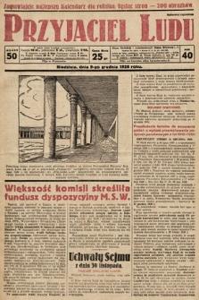 Przyjaciel Ludu. 1928, nr50