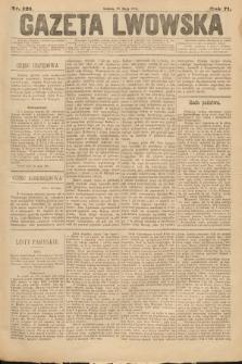 Gazeta Lwowska. 1881, nr 121