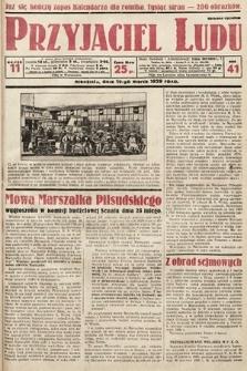 Przyjaciel Ludu. 1929, nr11