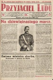 Przyjaciel Ludu. 1929, nr12