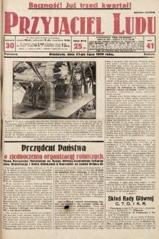 Przyjaciel Ludu. 1929, nr30