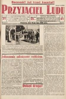 Przyjaciel Ludu. 1929, nr31