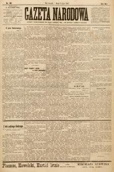 Gazeta Narodowa. 1901, nr182