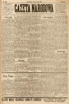 Gazeta Narodowa. 1901, nr196