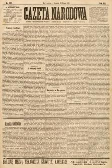 Gazeta Narodowa. 1901, nr207