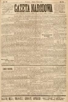 Gazeta Narodowa. 1901, nr242