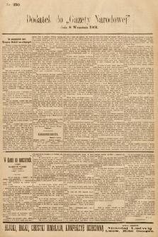 Gazeta Narodowa. 1901, nr250