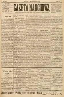 Gazeta Narodowa. 1901, nr251