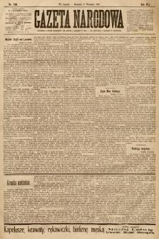 Gazeta Narodowa. 1901, nr256