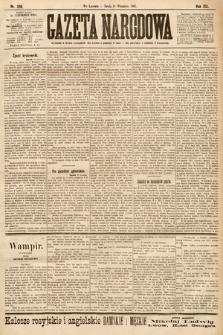 Gazeta Narodowa. 1901, nr259