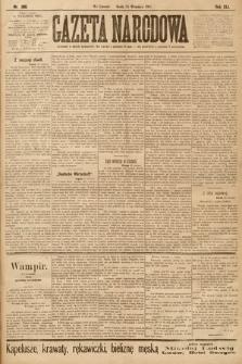 Gazeta Narodowa. 1901, nr266