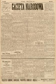 Gazeta Narodowa. 1901, nr303