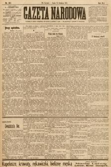 Gazeta Narodowa. 1901, nr357