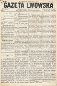 Gazeta Lwowska. 1875, nr 143