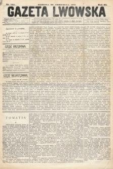 Gazeta Lwowska. 1875, nr 144