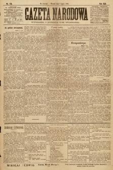 Gazeta Narodowa. 1902, nr173
