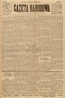 Gazeta Narodowa. 1902, nr214