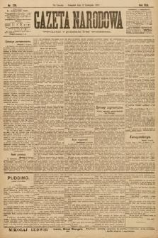 Gazeta Narodowa. 1902, nr279