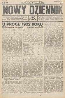Nowy Dziennik. 1932, nr5