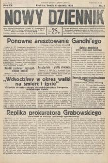 Nowy Dziennik. 1932, nr6