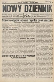 Nowy Dziennik. 1932, nr7