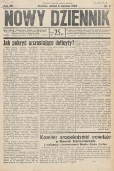 Nowy Dziennik. 1932, nr8