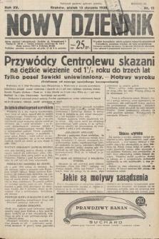 Nowy Dziennik. 1932, nr15
