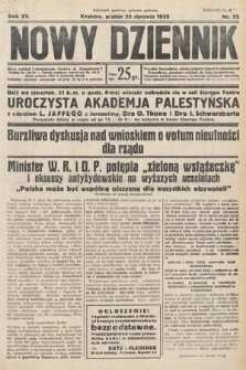 Nowy Dziennik. 1932, nr22