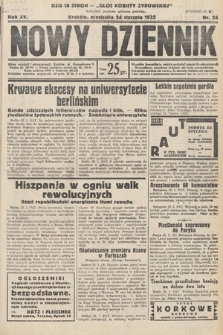 Nowy Dziennik. 1932, nr24
