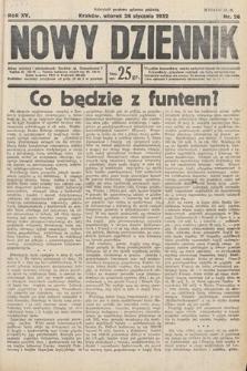 Nowy Dziennik. 1932, nr26