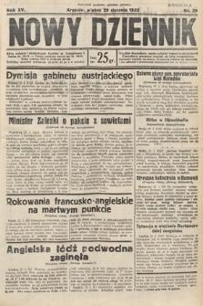 Nowy Dziennik. 1932, nr29