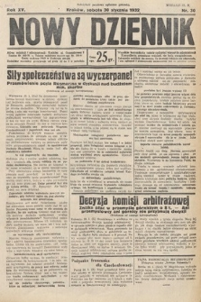 Nowy Dziennik. 1932, nr30