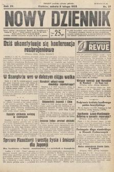 Nowy Dziennik. 1932, nr37