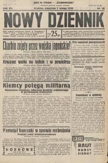Nowy Dziennik. 1932, nr38