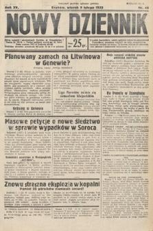 Nowy Dziennik. 1932, nr40